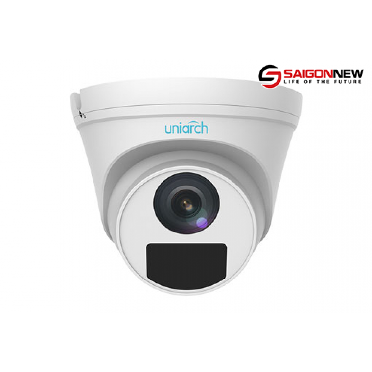Camera IP Turet UNIARCH IPC-T124-PF28 4.0MP (2.8mm)