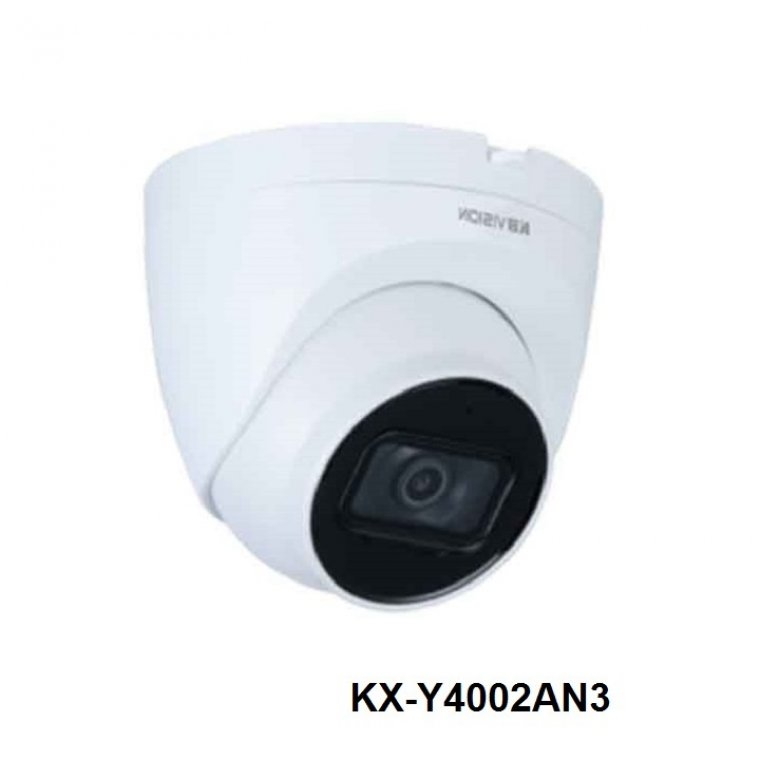 Camera IP Dome hồng ngoại 4.0 Megapixel KBVISION KX-Y4002AN3