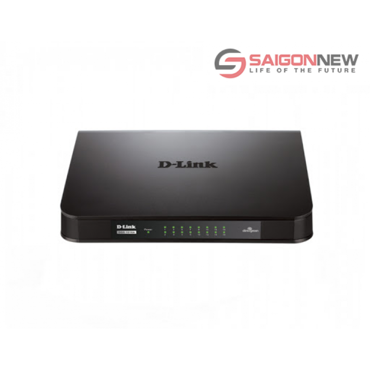 Switch D-Link DGS 1016A 16-Port Gigabit