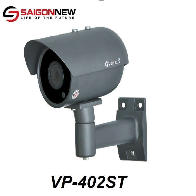 Camera HD-TVI 2.4 Megapixel VANTECH VP-402ST